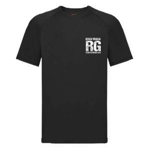 t-shirt respirant polyester