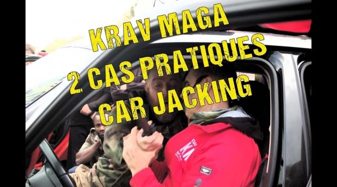Stage Krav Maga Car Jacking avril 2018