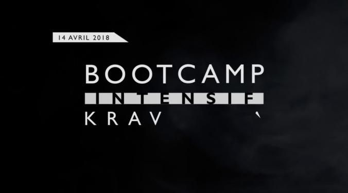 Boot Camp Krav Maga avril 2018