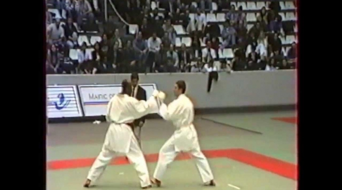 Raymond Gros - Fights - Part 1
