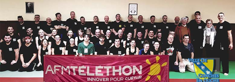 Téléthon team RG