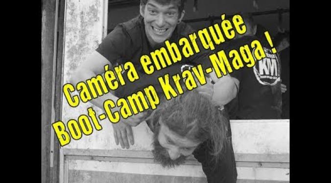 Boot-camp Krav Maga - mai 2017