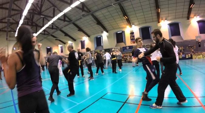Initiation Self Defense / Krav Maga à Rouen