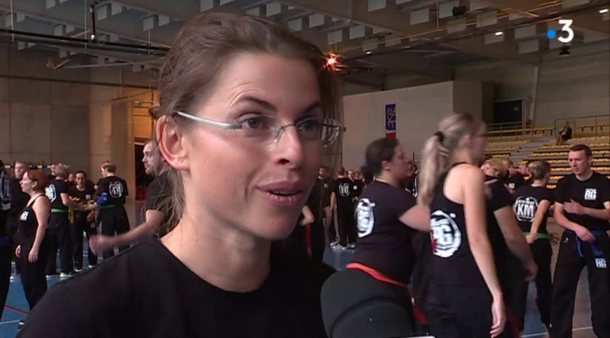 Reportage France 3 Stage National Rouen