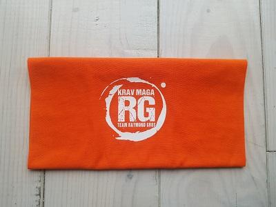 Tour-de-cou orange